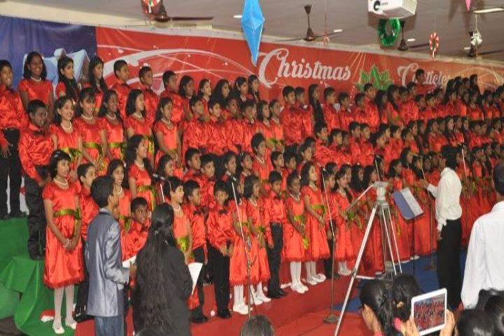 St Brittos Academy- Christmas Celebrations