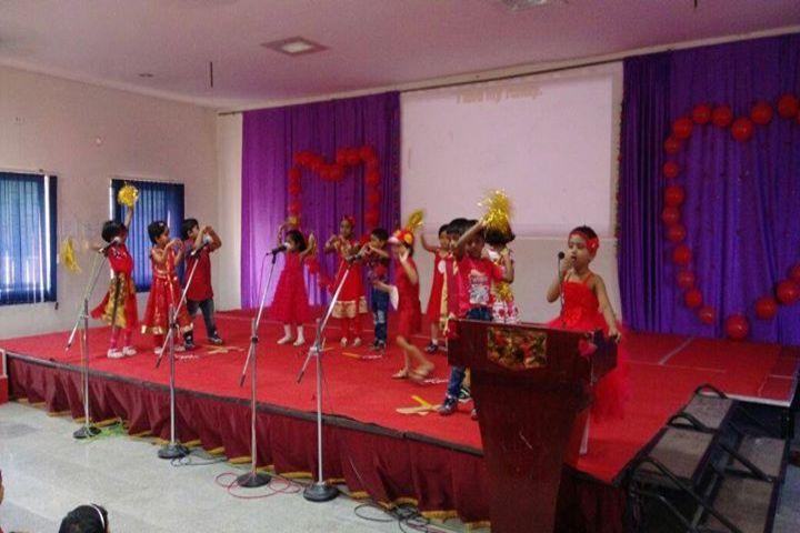 St Brittos Academy- Red Day Celebrations