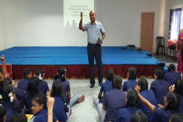 St Brittos Academy- Seminar