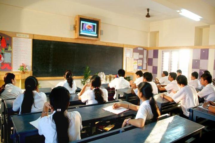 St Johns International Residential School- Classroom