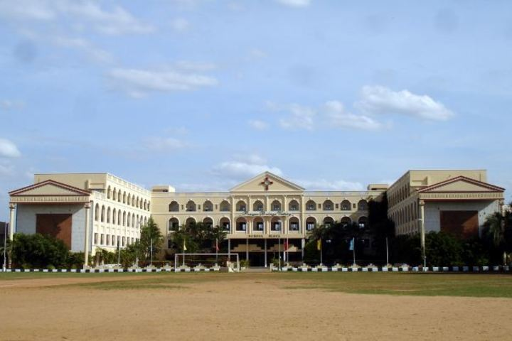 St Johns International Residential School- School Campus