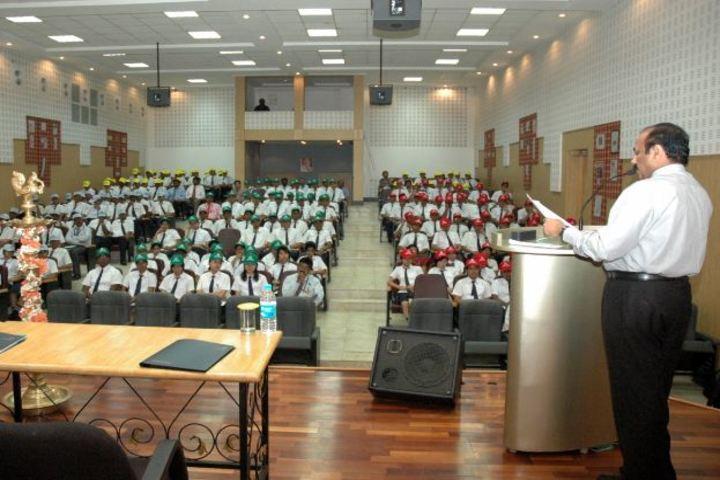 St Johns International Residential School- Seminar