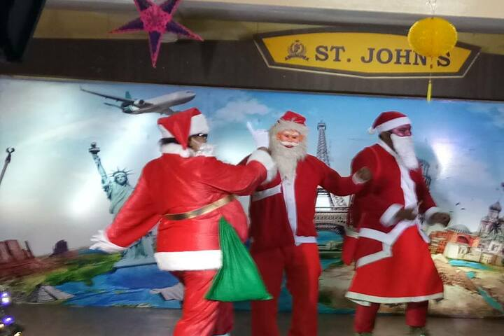 St Johns Senior Secondary School - Christmas Celebrations