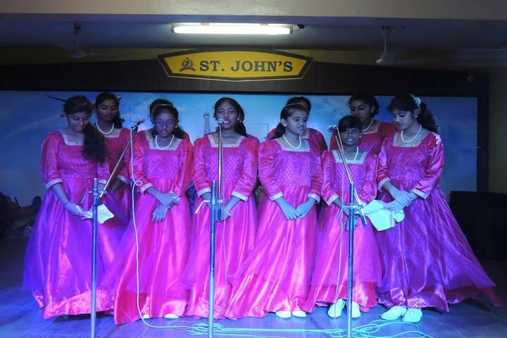 St Johns Senior Secondary School - Events
