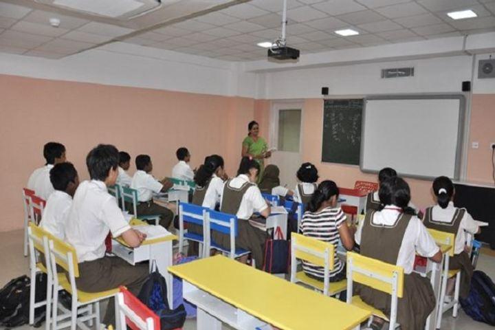 St Johns Universal School- Classroom