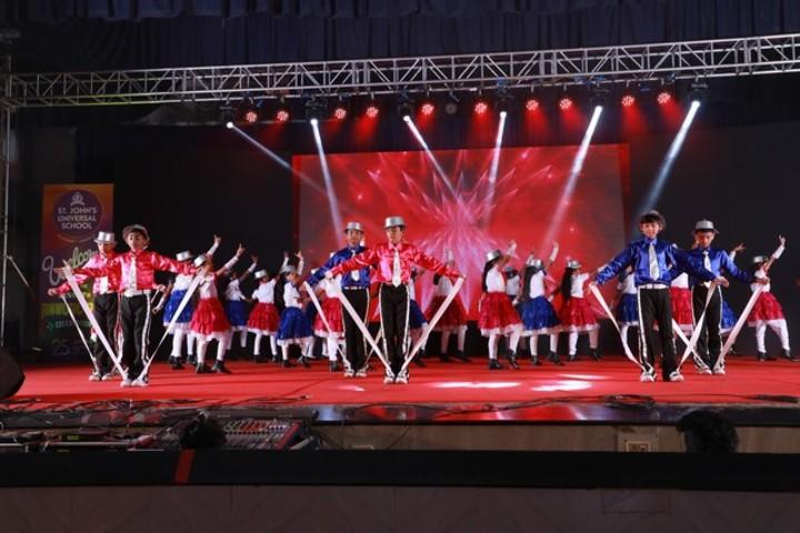 St Johns Universal School- Events