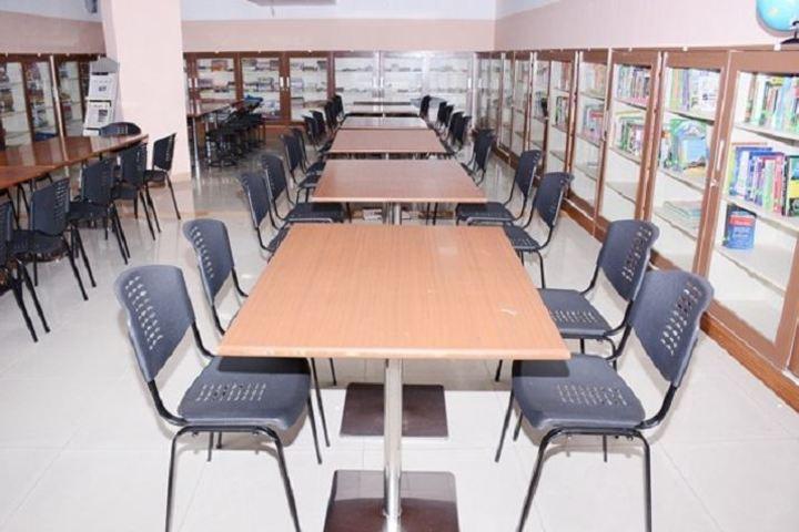 St Johns Universal School- Library