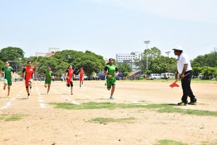St Johns Universal School- Sports