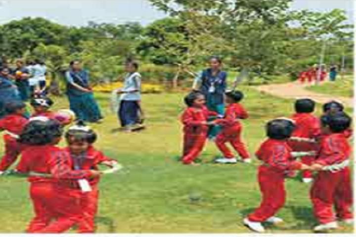 St Joseph Calasanz School-Red day celebrations