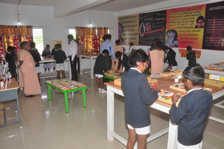 St Joseph International School- Activities