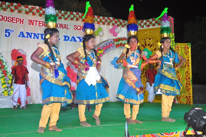 St Joseph International School- Annual Day