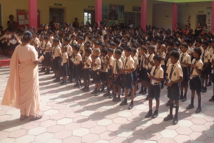 St Joseph International School- Assembly