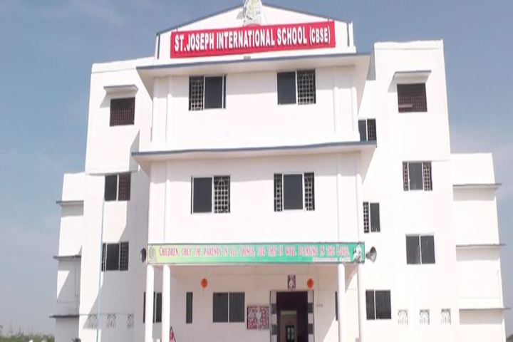 St Joseph International School- Campus View