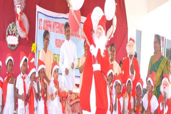 St Joseph International School- Christmas Celebrations