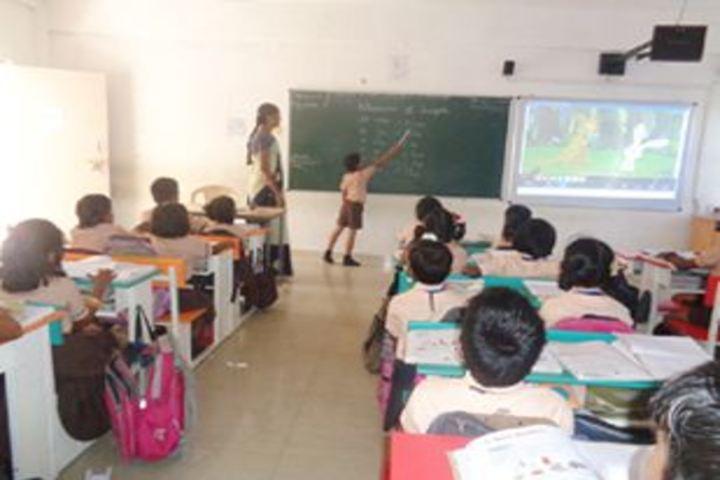 St Joseph International School- Smart Class
