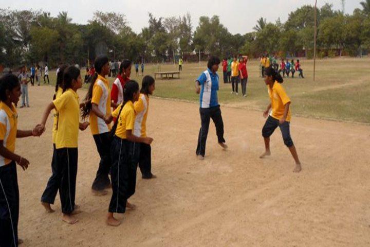 St Joseph Residential School- Kabaddi