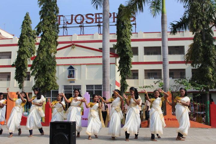 St Joseph Residential School- Pongal Celebrations