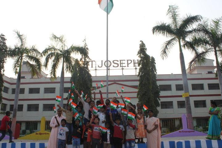 St Joseph Residential School- Republic Day