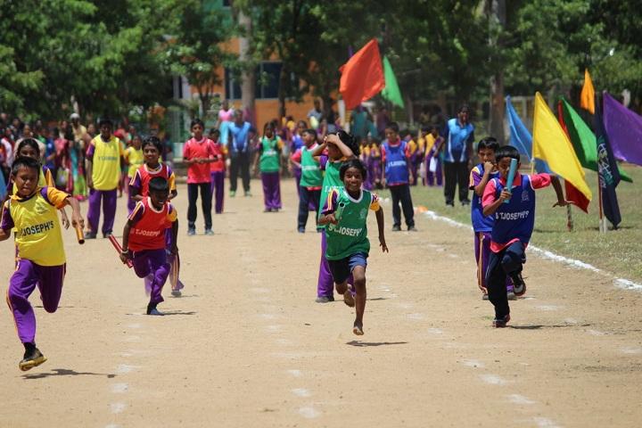 St Joseph Residential School- Sports Day