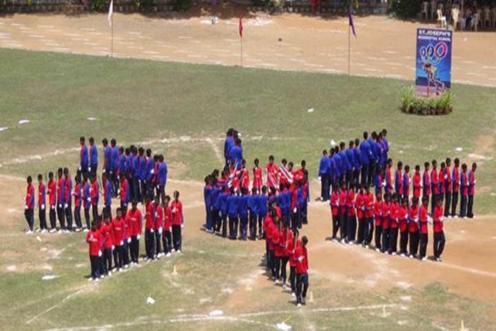 St Joseph Residential School- Sports Meet