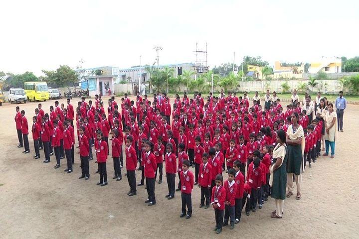 St Joan Of Arc International School-Assembly
