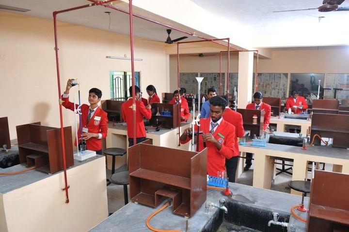 St Joan Of Arc International School-Chemistry Lab