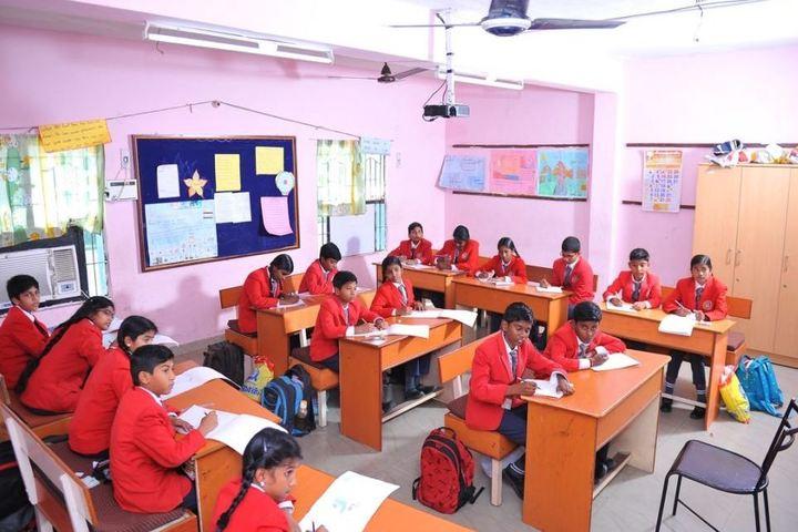 St Joan Of Arc International School-Classrooms
