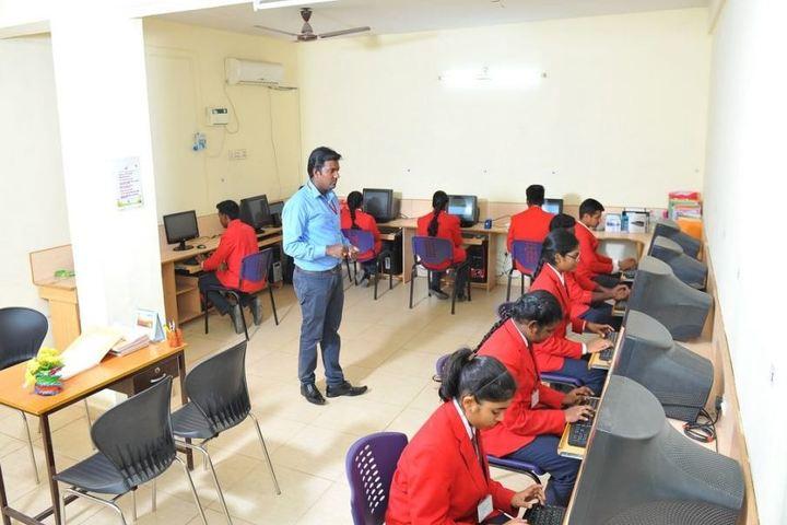 St Joan Of Arc International School-Computer Lab