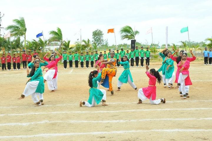 St Joan Of Arc International School-Sports Day