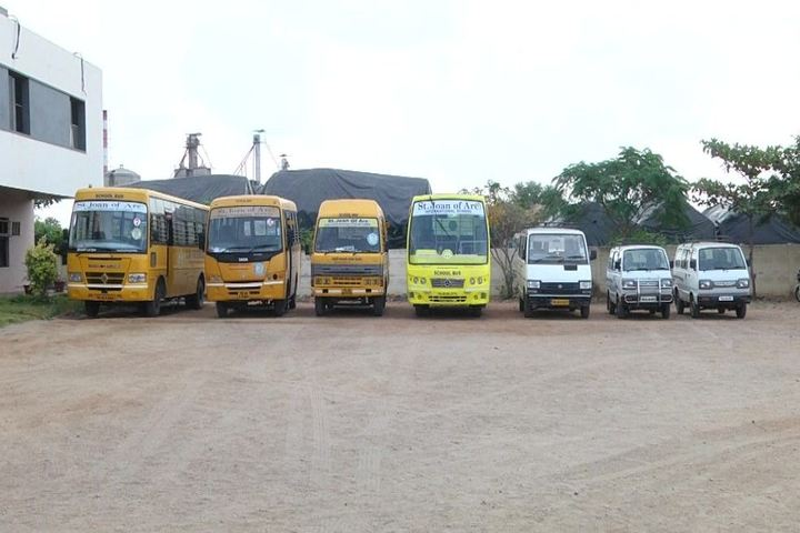 St Joan Of Arc International School-Transport