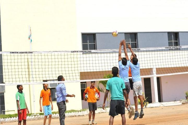 St Joan Of Arc International School-Volley Ball