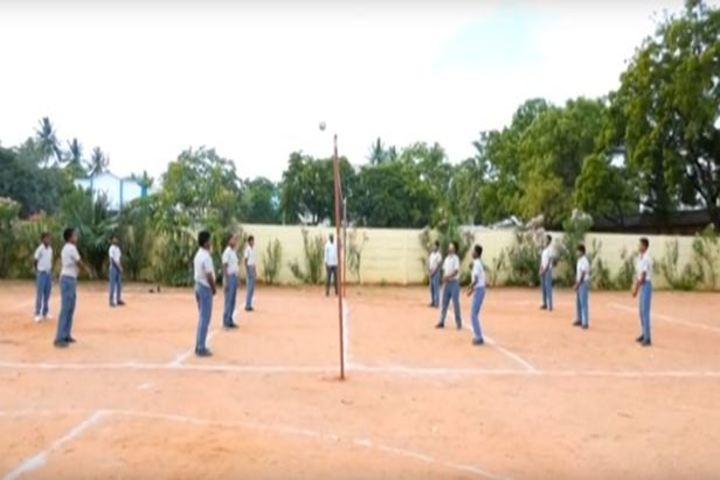 St John Paul Academy- Volley Ball