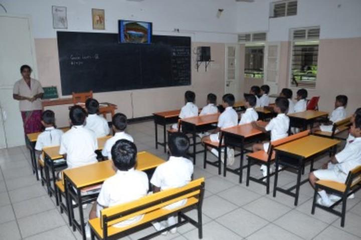 St Johns National Academy- Classroom2