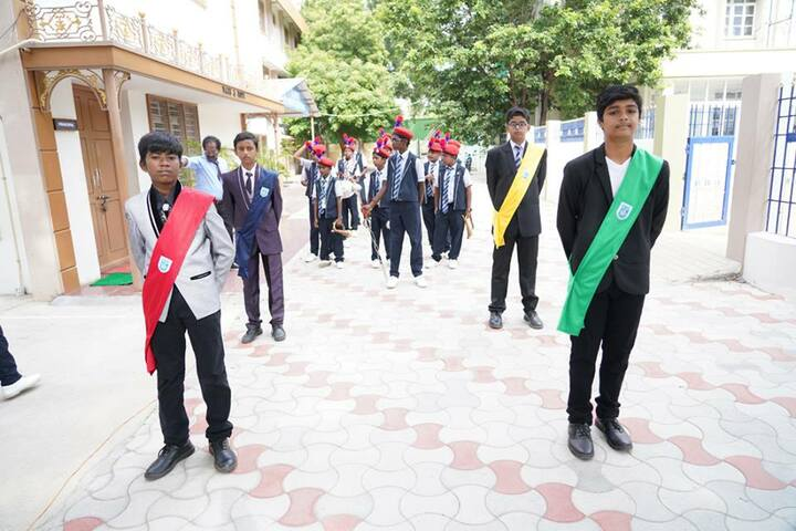 St Johns National Academy- Investiture Ceremony