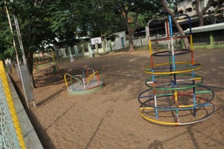 St Johns National Academy- Kids Play Park