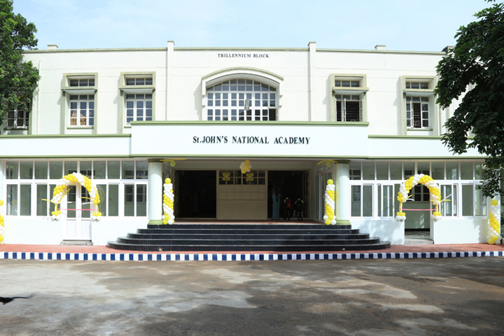 St Johns National Academy- School Campus