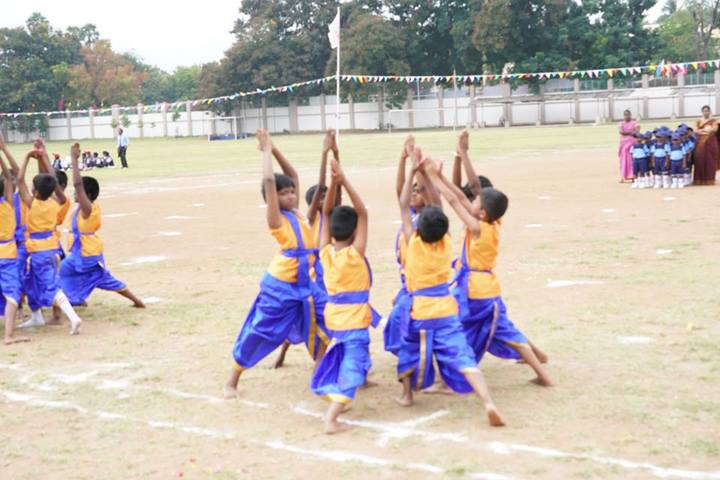 St Johns National Academy- Sports day