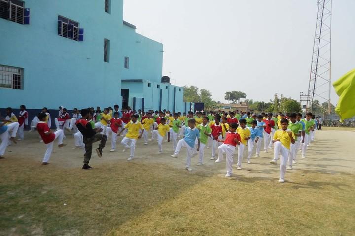 Public Central School-Self Defence