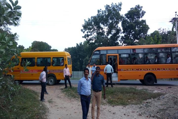 Public Central School-Transport