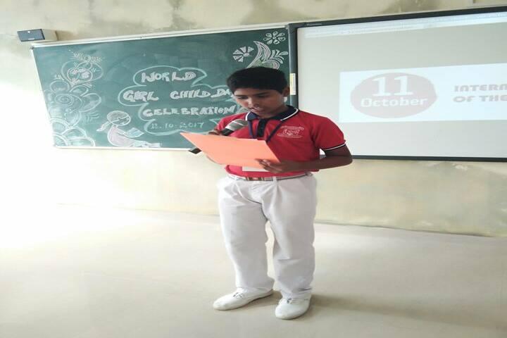 St Josephs International School- Presentation
