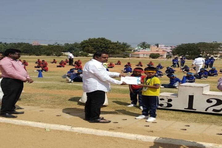 St Josephs International School- Prize Distribution