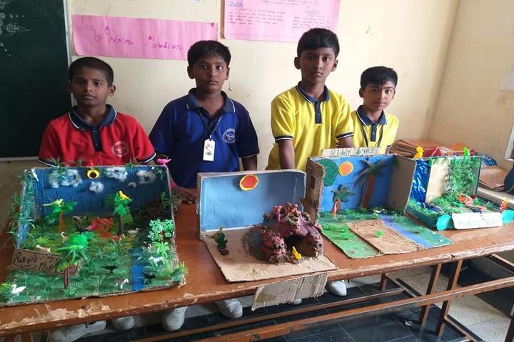 St Josephs International School- Science Activity