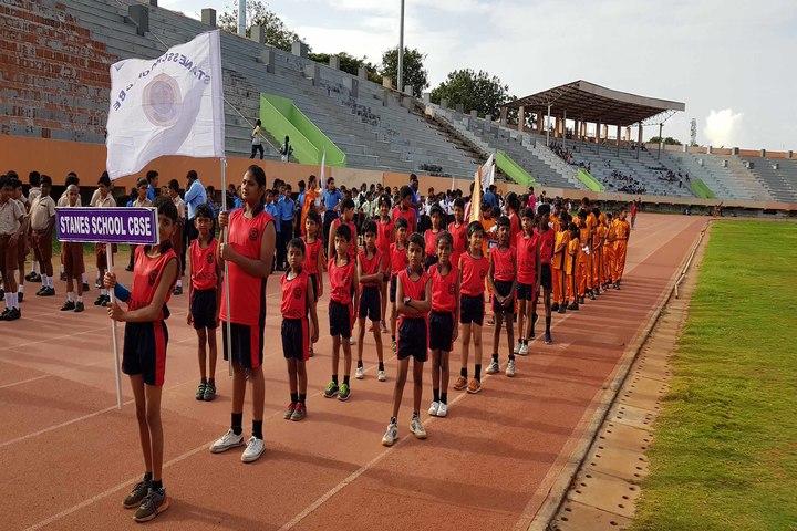 Stanes School-Athletic Meet