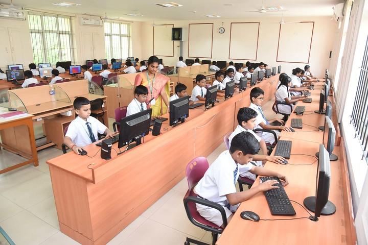 Stanes School-Computer Lab