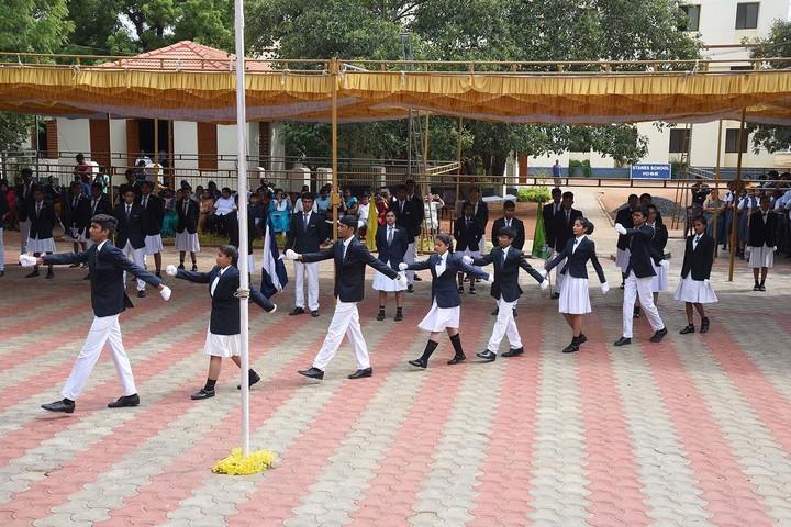 Stanes School-Investiture Ceremony