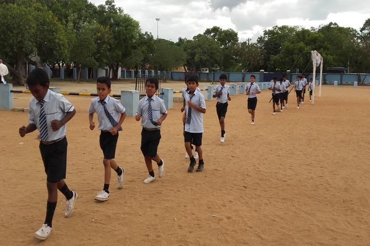 Stanes School-Sports