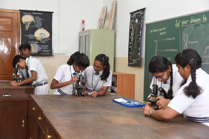 Stanes School-Science Lab