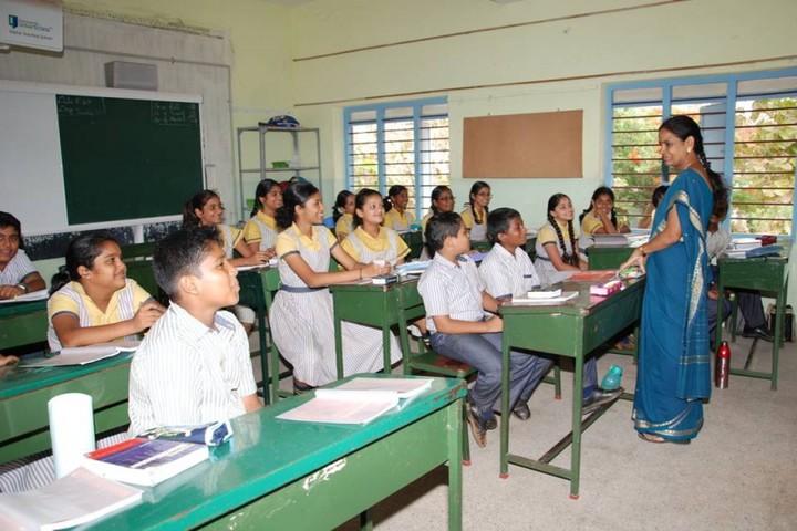 Subbiah Central School- Classroom
