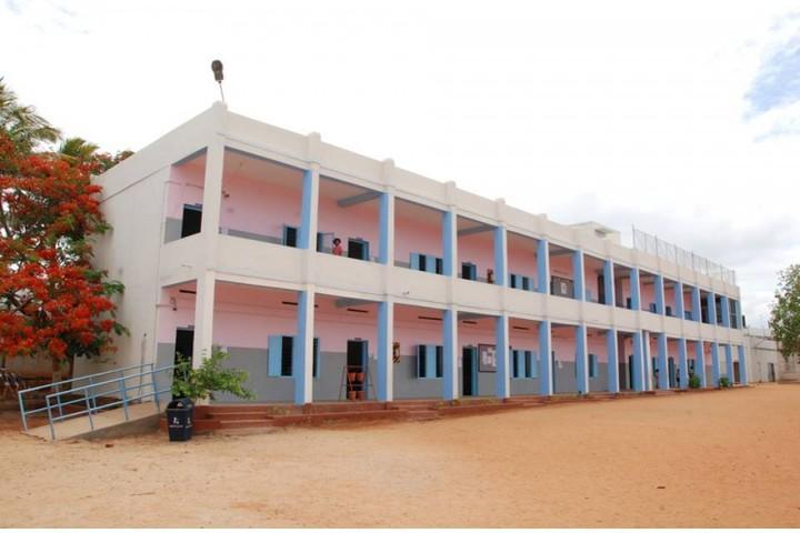 Subbiah Central School- School Campus