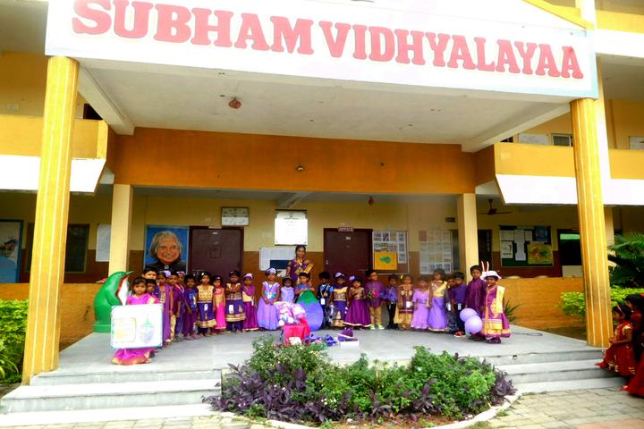 Subham Vidhyalayaa - Activities